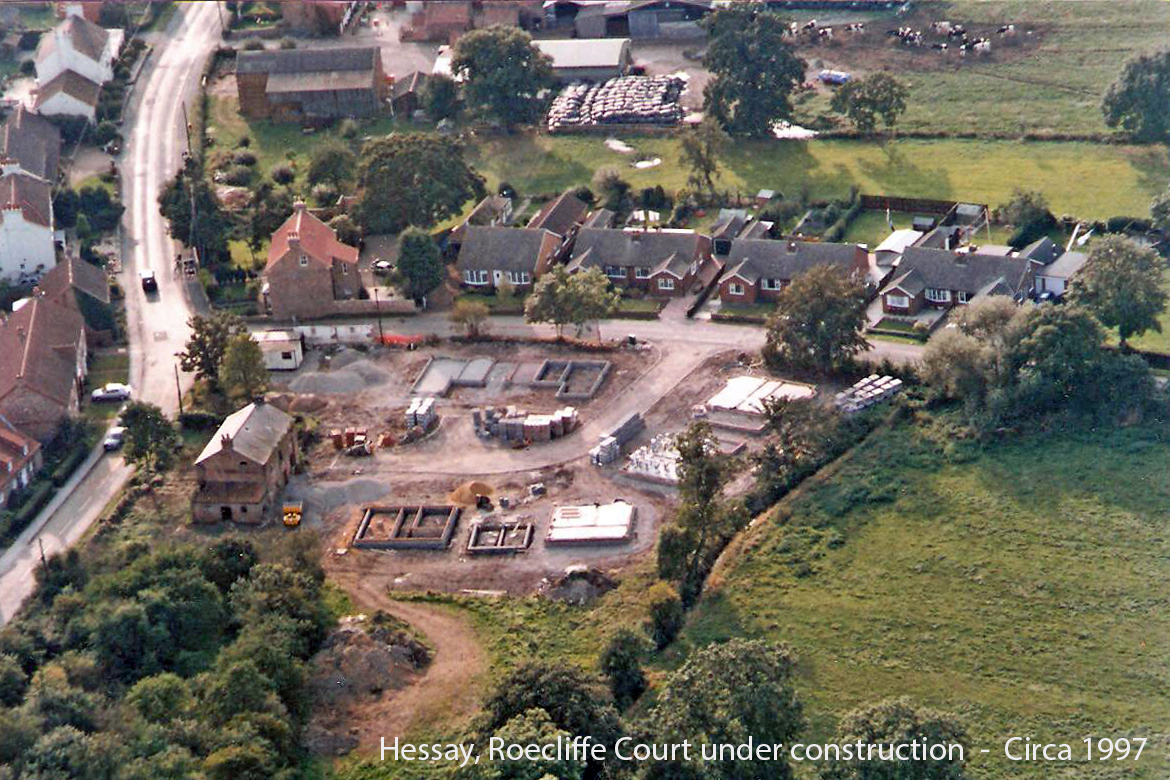 hessay history 2b - Circa 1997* anotated