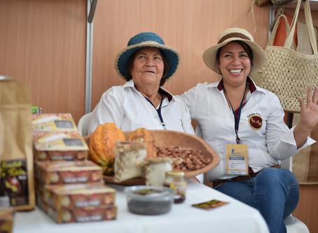 La feria empresarial orgullo de las mujeres del Suroccidente colombiano