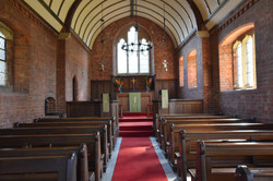 The Interior of St John The Baptist (2019)