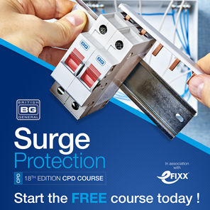 Surge Protection CPD Course