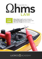 An Introduction to Ohms Law - Luceco Aca