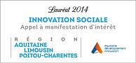 Lauréat 2014 AMI Innovation Sociale Conseil Régional Aquitaine