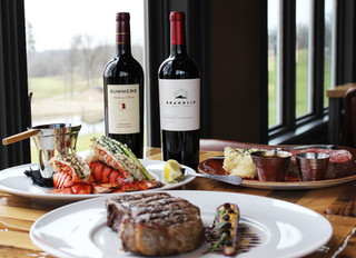 Wine Spectator Toasts Hunt Club Steakhouse