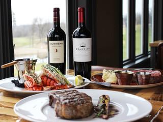 Wine Spectator Toasts Hunt Club Steakhouse