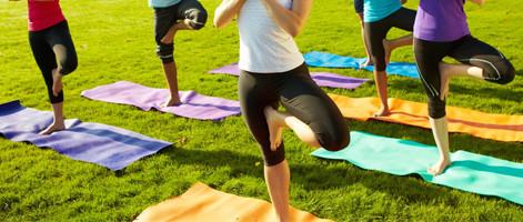 Yoga for Golf - 8/12