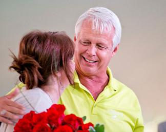 Gregg Kunes - 2014 Humanitarian Award Winner