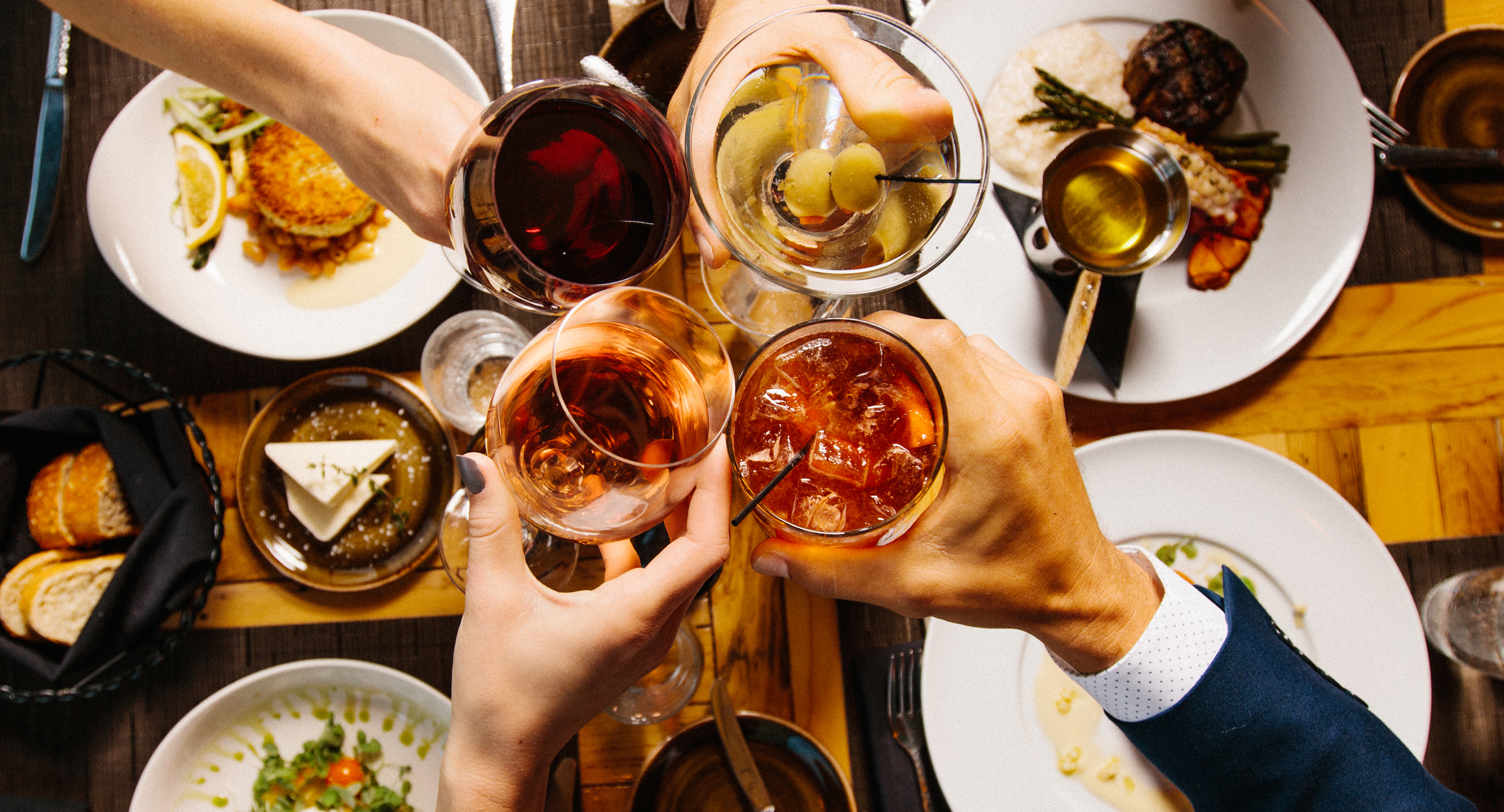 Hunt Club Over Table Cheers-Matt