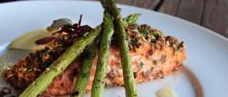 Hunt Club Steakhouse Salmon