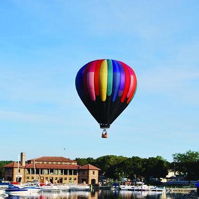 Lake Geneva Resort Activities - Lake Genevav Balloon Company