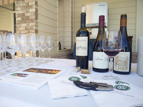 Vintner Wine Locker Member Tasting - 5/14