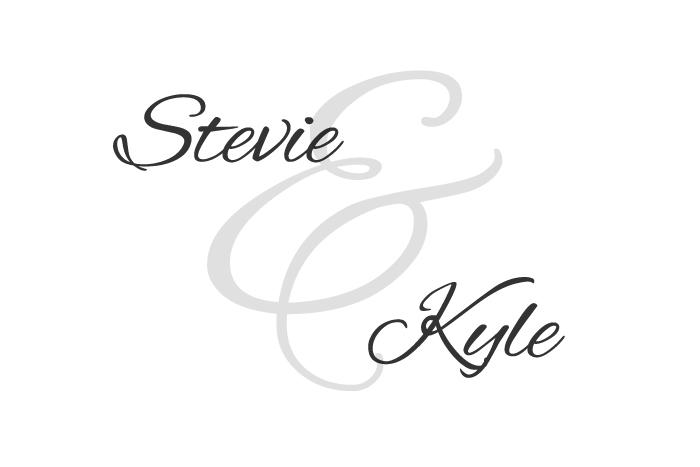 Real Weddings - Stevie & Kyle