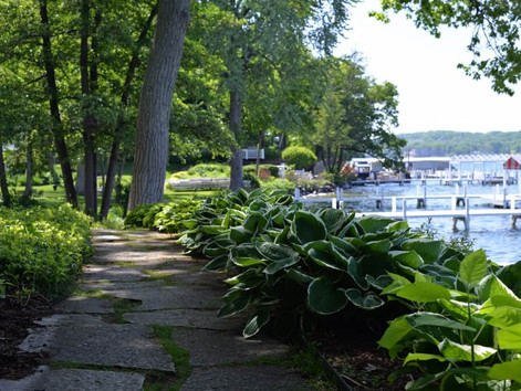 Geneva Lake Walk - 5/1