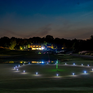 September Glow Golf