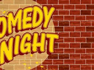 Comedy Night - 11/6