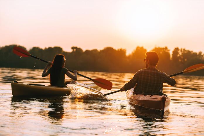 Team Building - Kayaking Marina