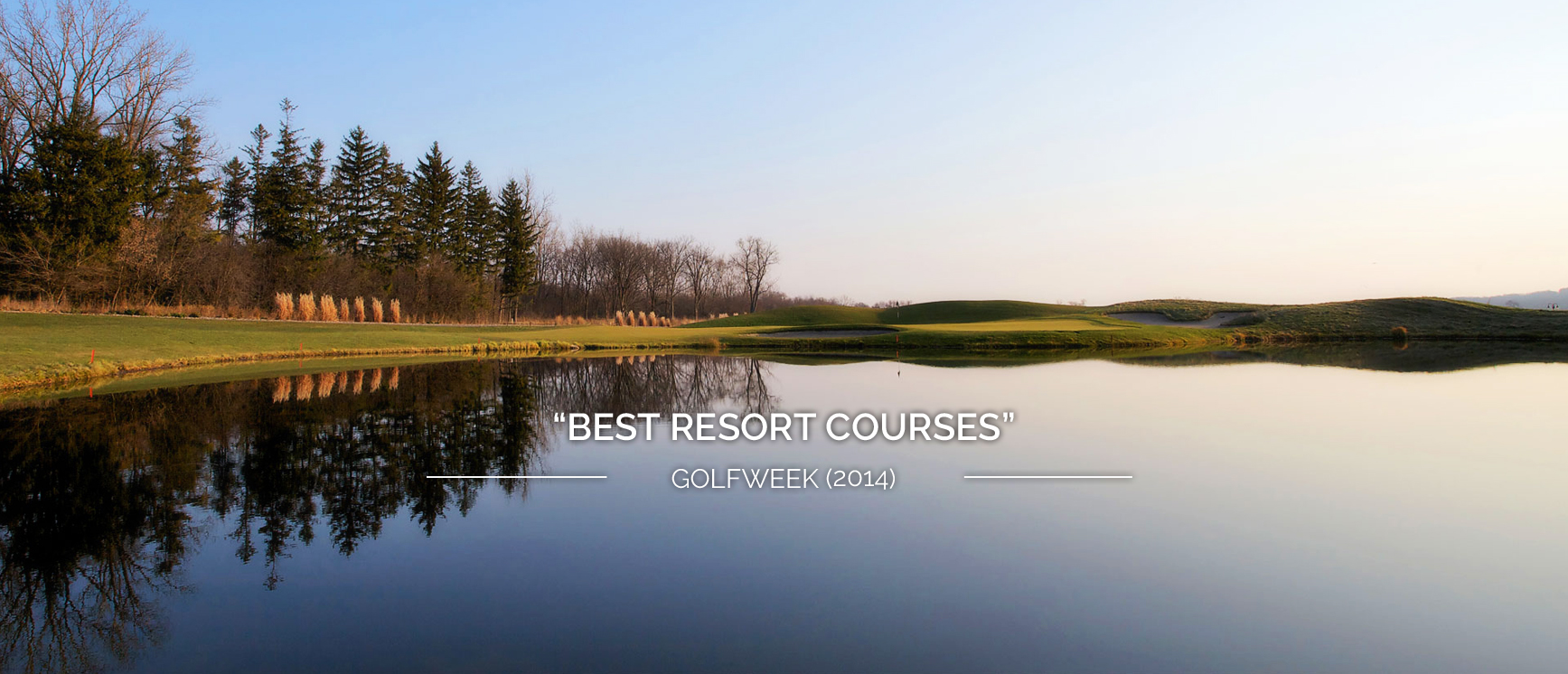 Best Resort Golf Courses Wisconsin