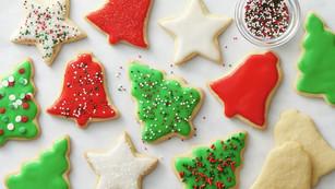 Christmas Cookie Class - 12/18