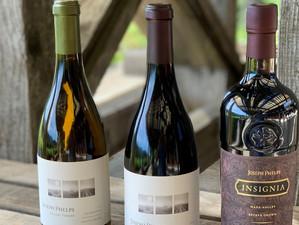 Joseph Phelps Wine Tasting at the Hunt Club - 7/14