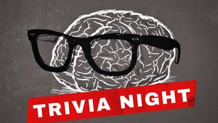 Trivia Night - 11/10