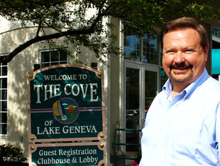 The Cove of Lake Geneva Announces New General Manager