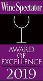 Wine Spectator_AwardofExcellence 2019_RG
