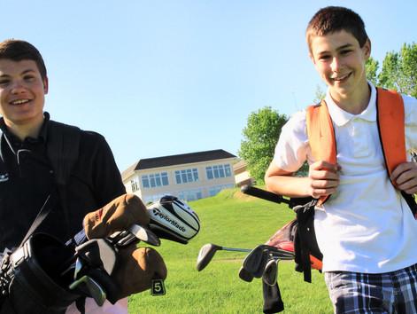 Junior Golf Camp - 5/31-6/2