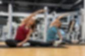 Member Wellness Center - Stretching Clas