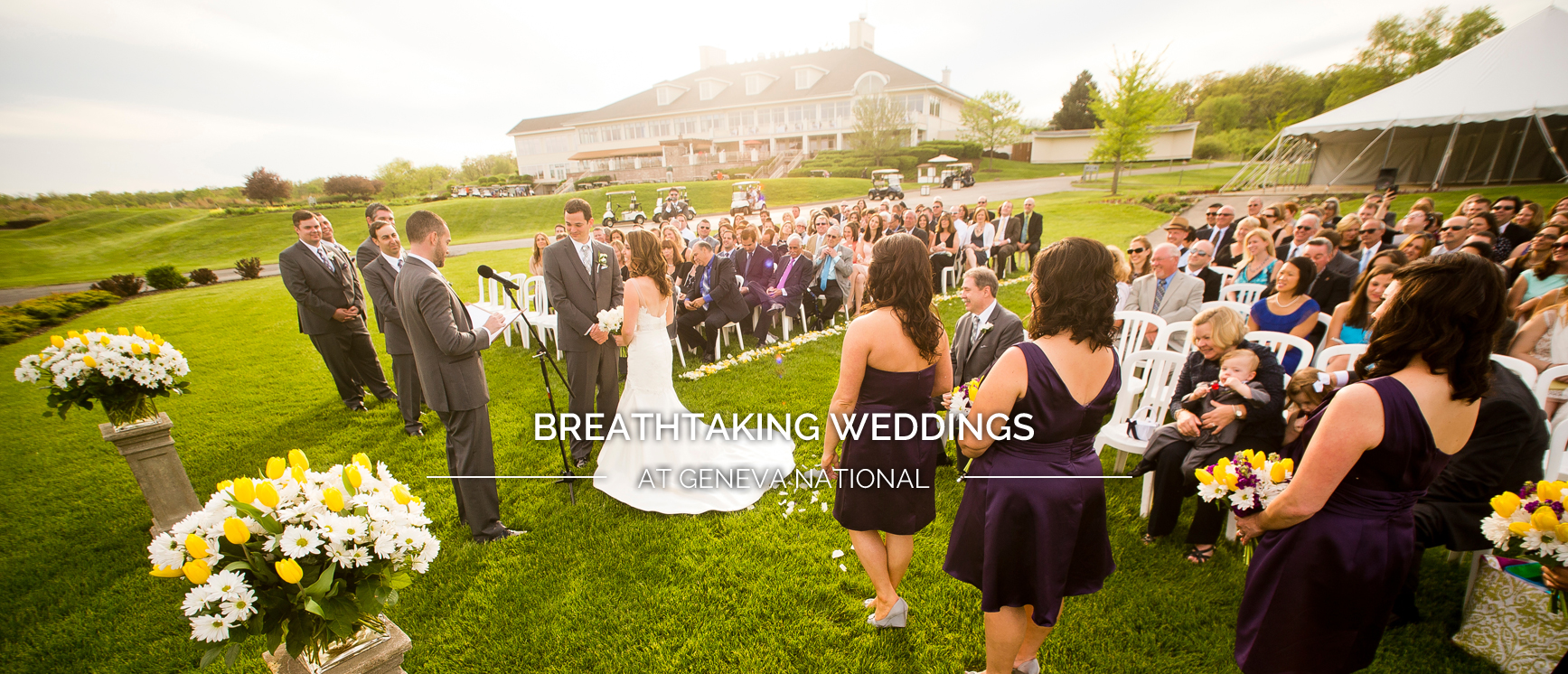 Lake Geneva's Best Weddings