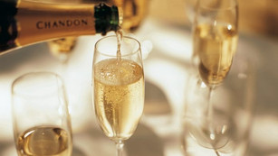 Chandon Wine Dinner at the Hunt Club - 12/16