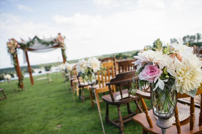 Real Weddings - Amanda & Michael