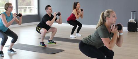 Basic Weight Training - 8/5