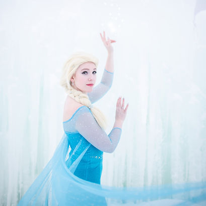 Ice Princess - Vertical Magic - Elyse Bu