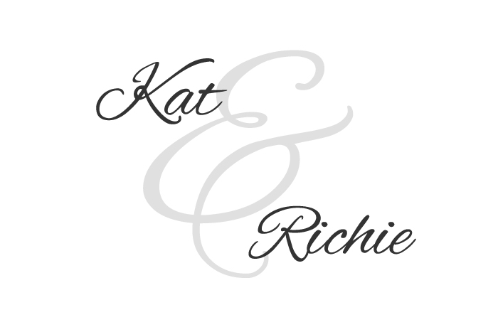 Real Weddings - Kat & Richie