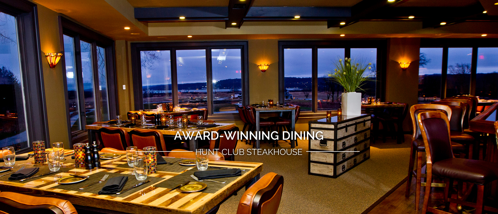 Award Winning Lake Geneva Dining