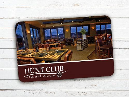 $50 Hunt Club Gift Card