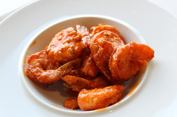 Sweet N' Spicy Shrimp