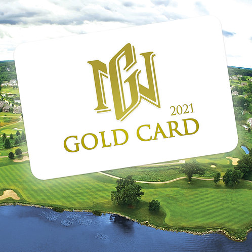 The Gold Card: Twelve Rounds of 2021 Golf