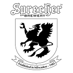 sprecher-brewery-logo-black-and-white.pn