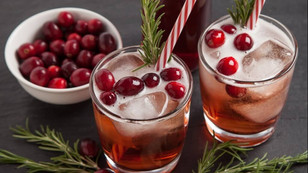 Holiday Cocktail Class - 12/17