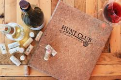 Hunt Club Wine Menu