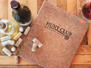 Hunt Club Steakhouse Earns Wine Spectator Award of Excellence 2016