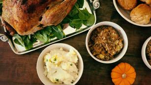 Thanksgiving Three Ways - 11/25
