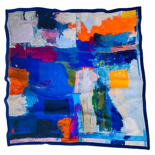 Scarf Silk - Masterpiece By Saltão