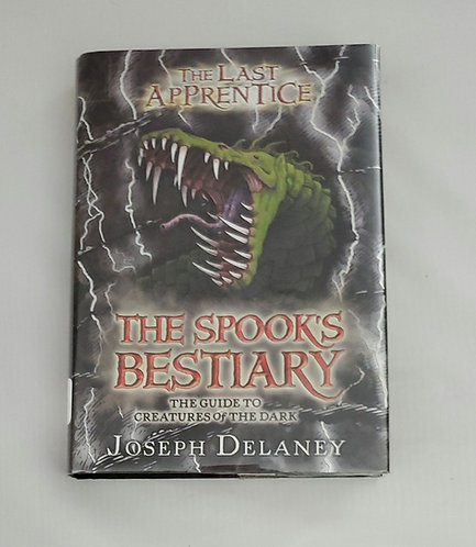 The Spooks Bestiary by Joseph Delaney