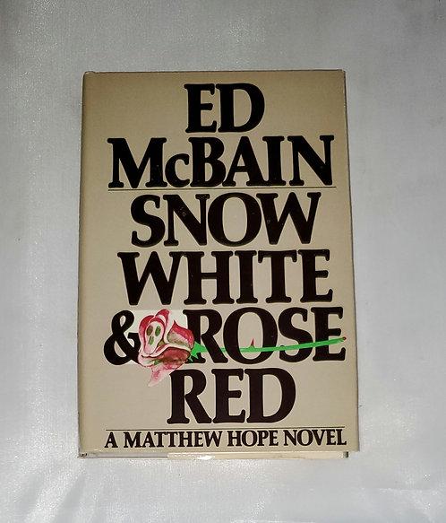Snow White & Rose Red by Ed McBain