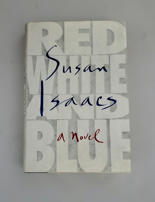 Red White and Blue by Susan Isaacs
