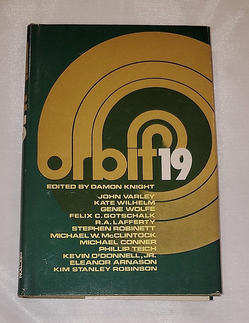 Orbit 19 - Edited by Damon Knight