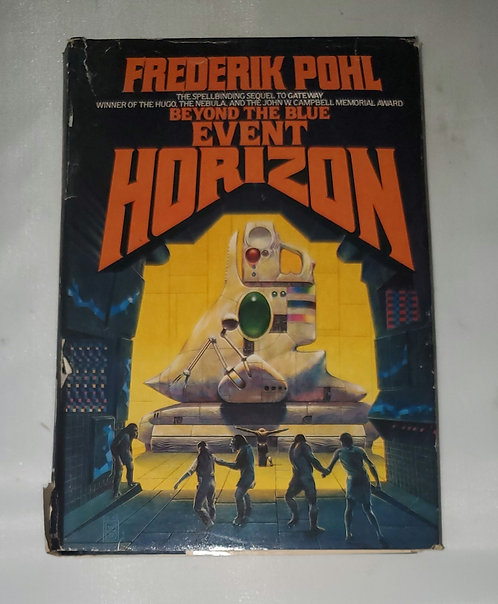 Beyond the Blue Event Horizon by Frederick Pohl