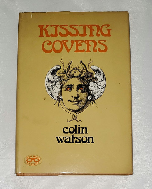 Kissing Covens by Colin Watson