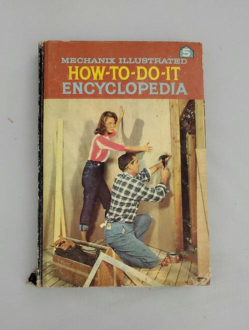 How-To-Do-It Encyclopedia Volume 5 1961